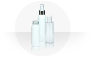 Kunststoff-Kosmetik-Flaschen