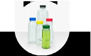PET-Lebensmittel-Flaschen