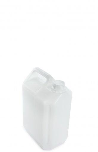Kunststoff Kanister natur 5 Liter ohne Verschluss