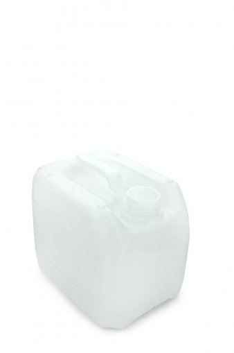Kunststoff Kanister natur 3 Liter UN ohne Verschluss