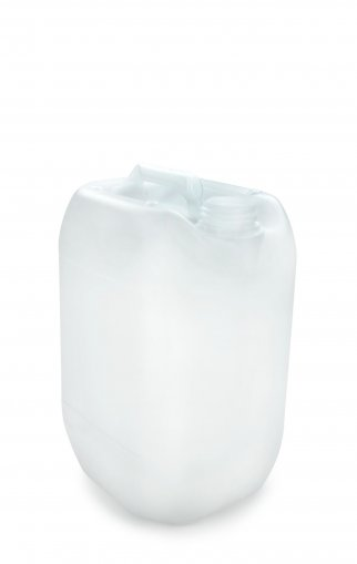 Kunststoff Kanister natur 10 Liter UN stapelbar ohne Verschluss