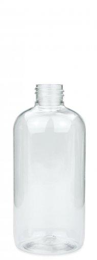 PET Flasche AIDA 250 ml Standard klar ohne Verschluss