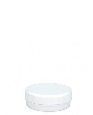 Cremetiegel 30 ml inkl. Schraubdeckel weiß