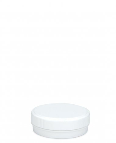 Plastic screw jar with lid 30 ml, 1 oz