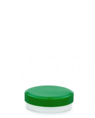 Cremetiegel 30 ml inkl. Schraubdeckel grün
