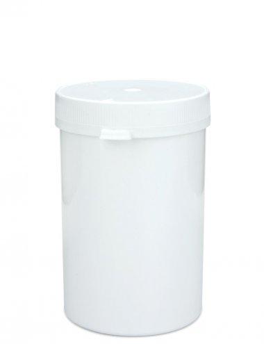 Kunststoffdose 250 ml mit Stülpdeckel und Originalitätsverschluss
