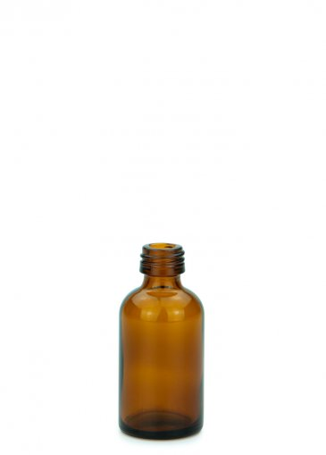 Glass bottle amber 30 ml  PFP18