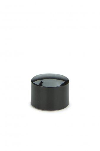 Schraubverschluss 24/410 schwarz glänzend