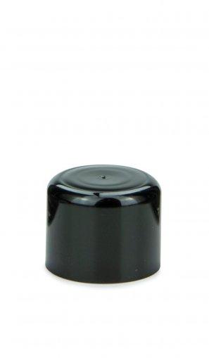 Schraubverschluss 18/415 doppelwandig soft schwarz