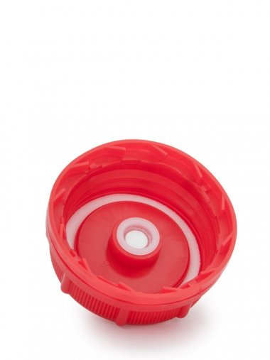 Kanister Schraubverschluss DIN 51 rot mit Entgasung