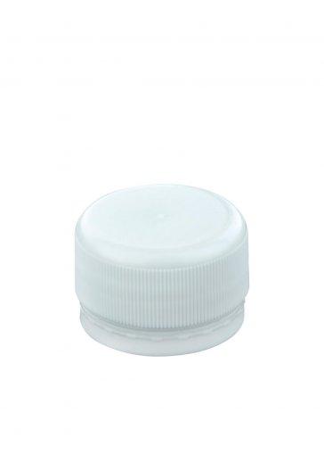 Schraubverschluss PCO 28 weiss für PET Kunststoffflaschen