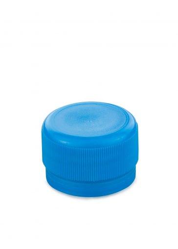 Schraubverschluss PCO 28 blau für PET Kunststoffflaschen