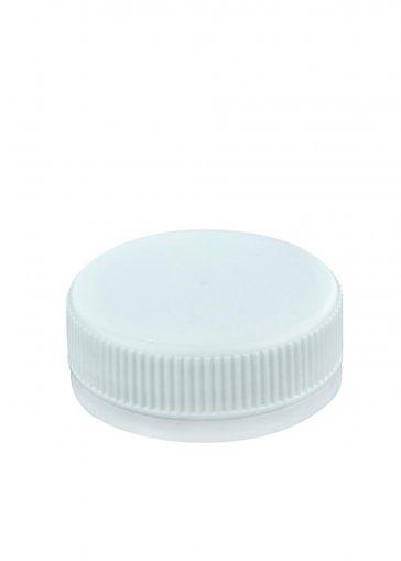 Schraubverschluss 38 weiss für PET Kunststoffflaschen