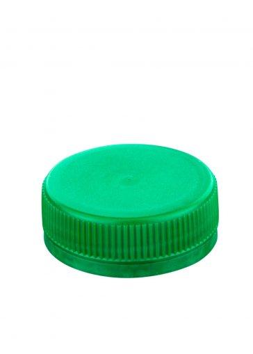 Schraubverschluss 38 grün für PET Kunststoffflaschen