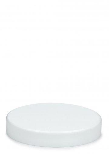 Kunststoff Schraubdeckel weiß 70/400