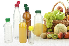 Kunststoff Getränke Flaschen, so finden Sie die richtige Flasche.