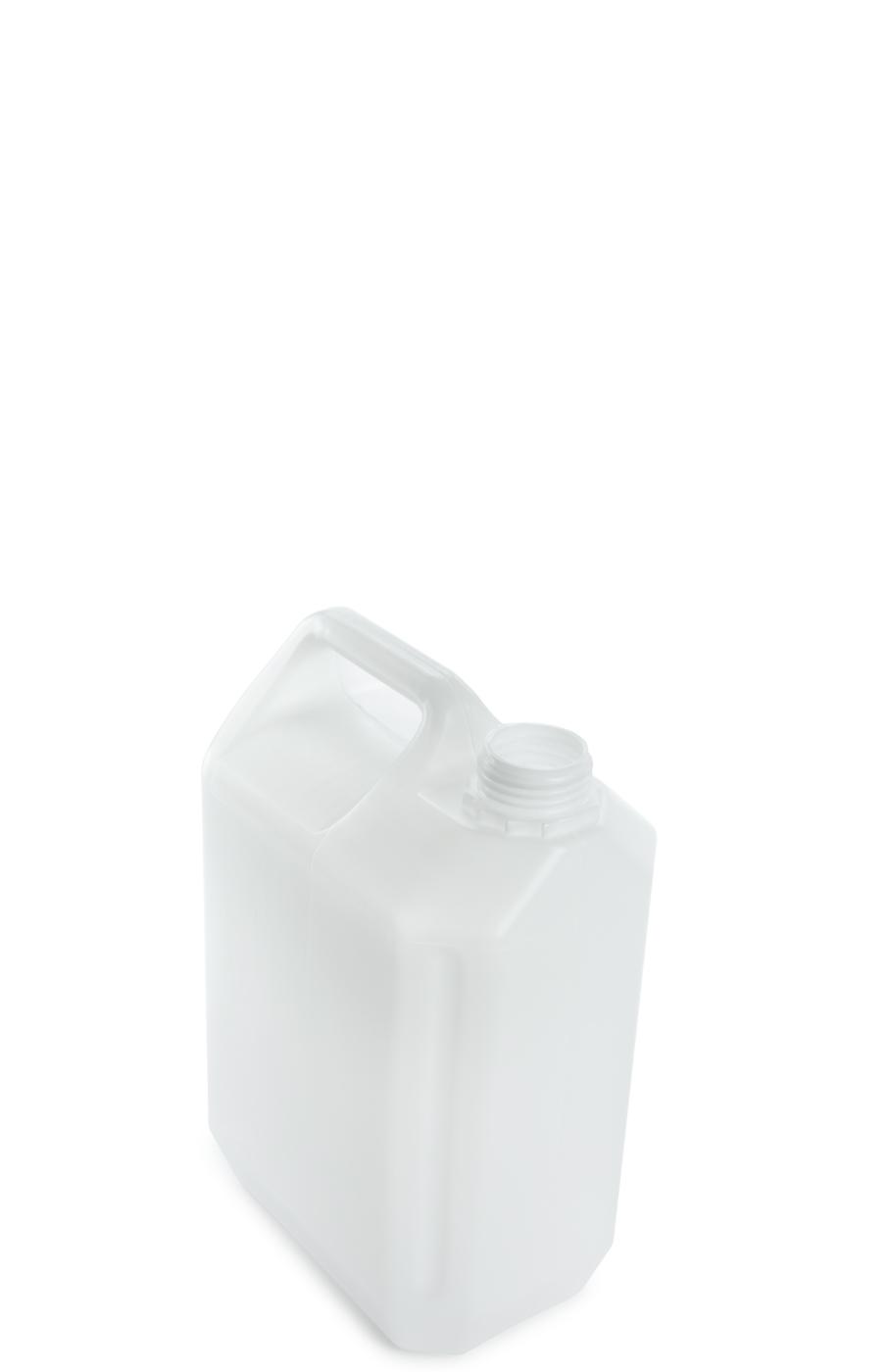 kunststoff kanister natur 5 liter un ohne verschluss. Black Bedroom Furniture Sets. Home Design Ideas