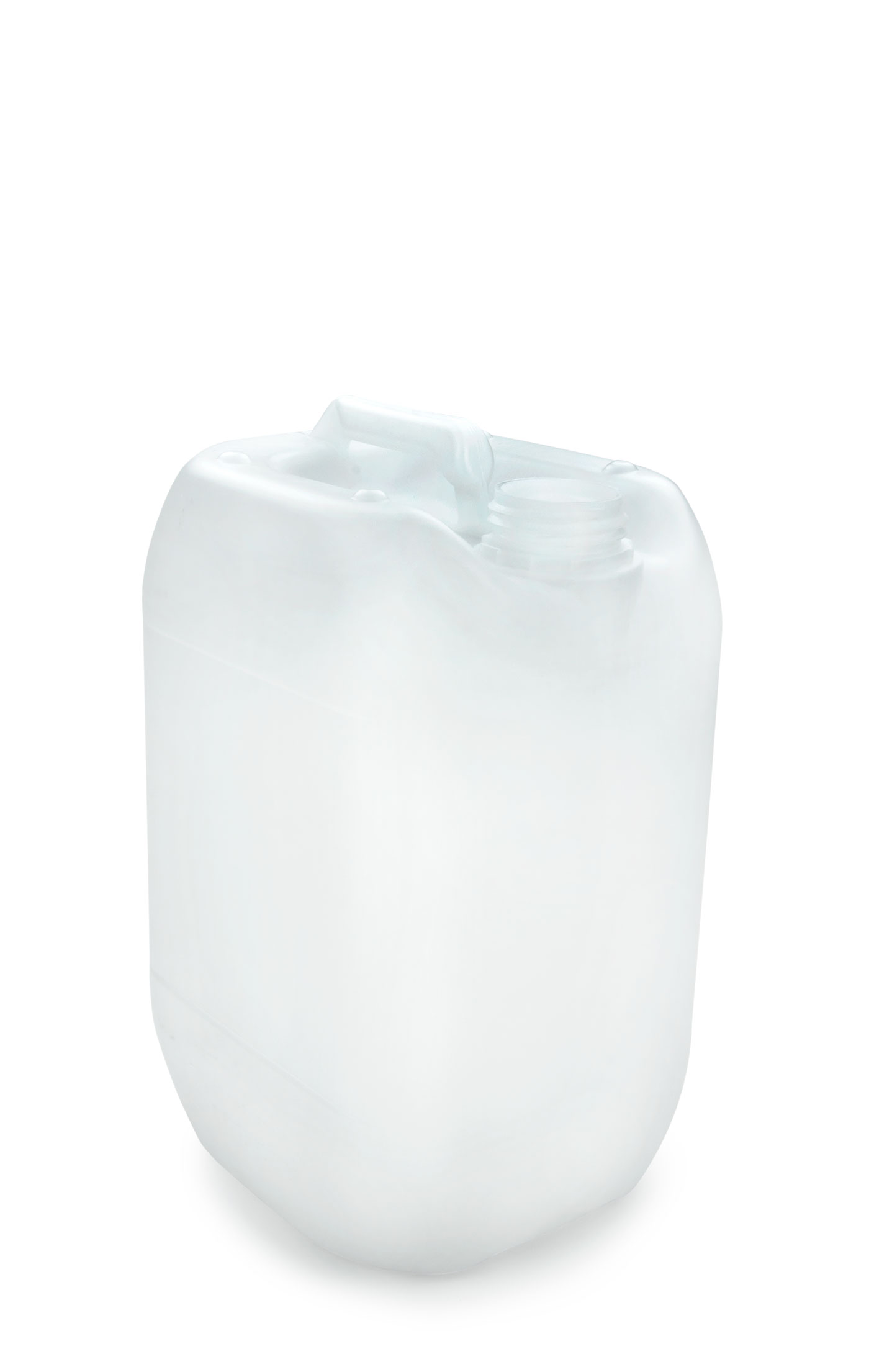 kunststoff kanister natur 10 liter un stapelbar ohne. Black Bedroom Furniture Sets. Home Design Ideas