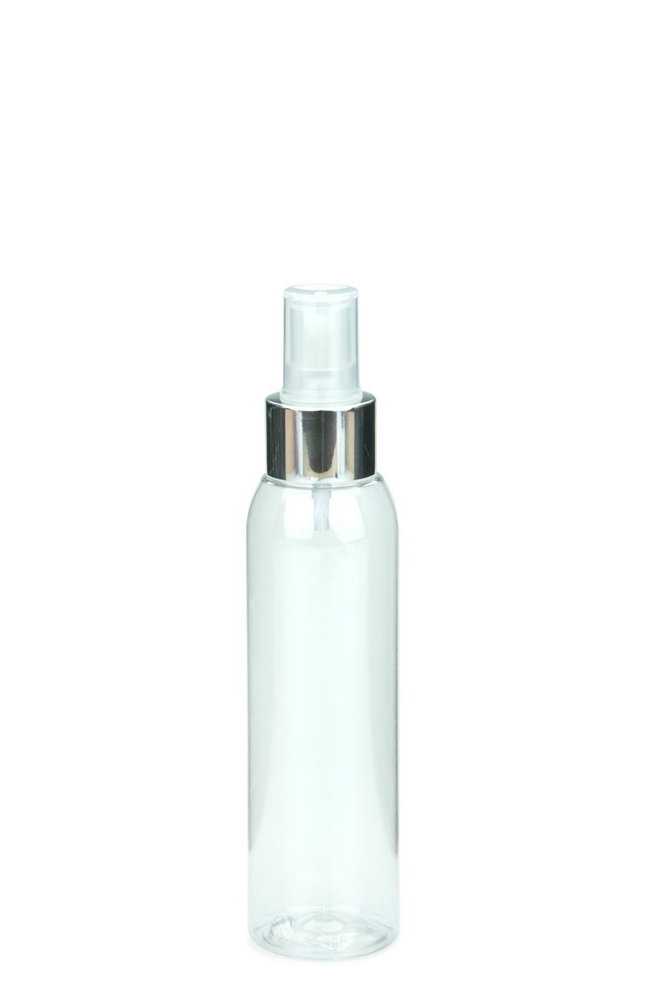 pet flasche aida 125 ml klar mit spray zerst uber pumpe luxury 24 410 transparent metall. Black Bedroom Furniture Sets. Home Design Ideas
