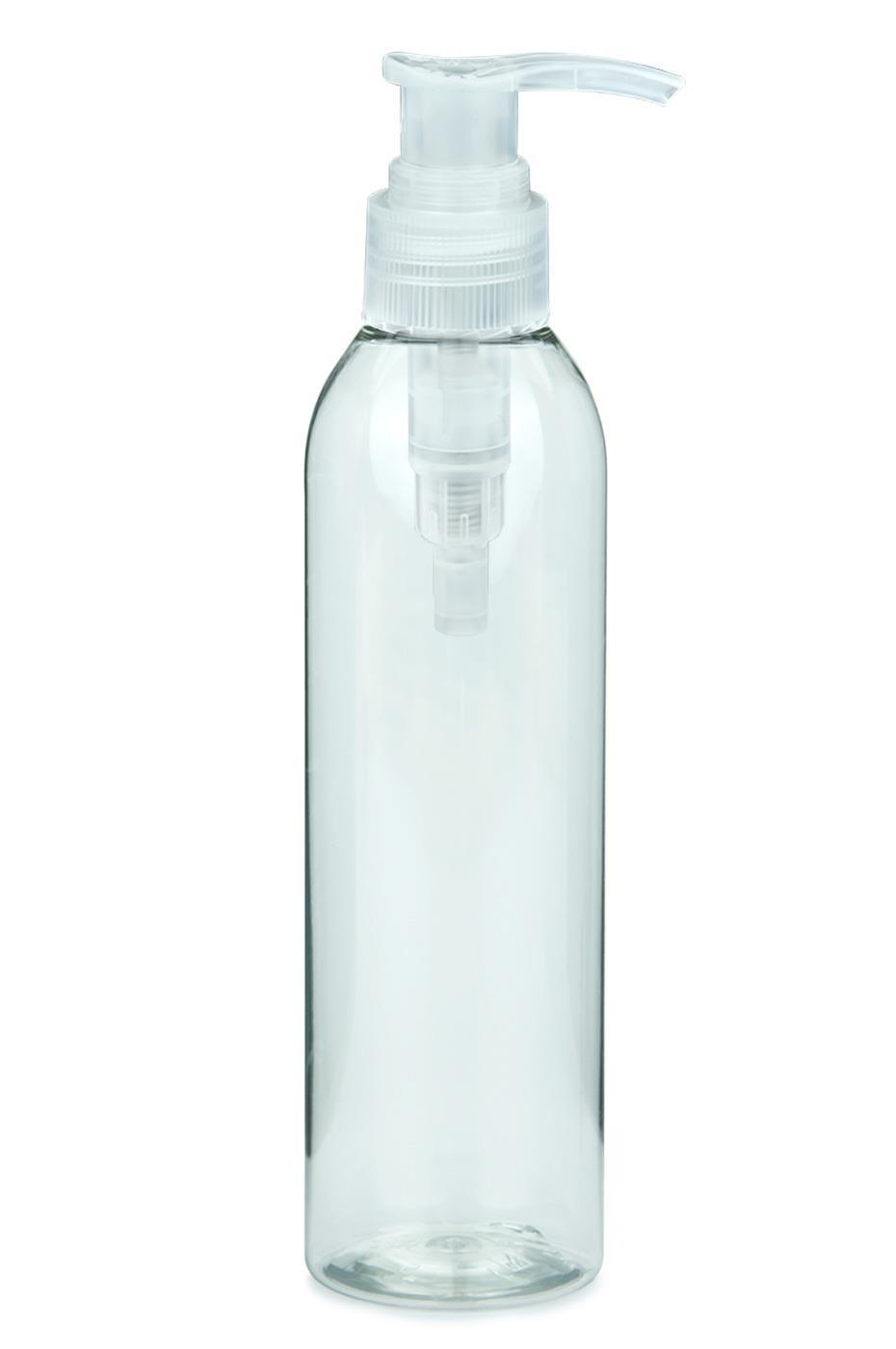 pet flasche aida 250 ml klar mit seifenpumpe natur 24 410 klar. Black Bedroom Furniture Sets. Home Design Ideas