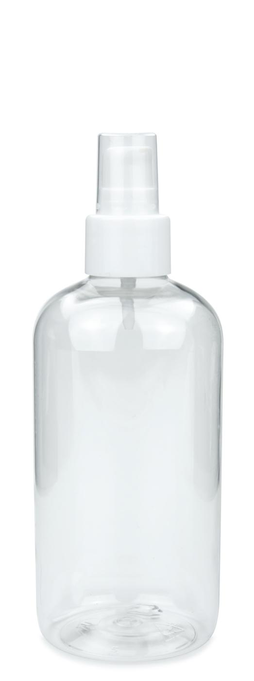 pet flasche aida 250 ml standard klar inkl spray zerst uber pumpe basic 24 410 weiss. Black Bedroom Furniture Sets. Home Design Ideas