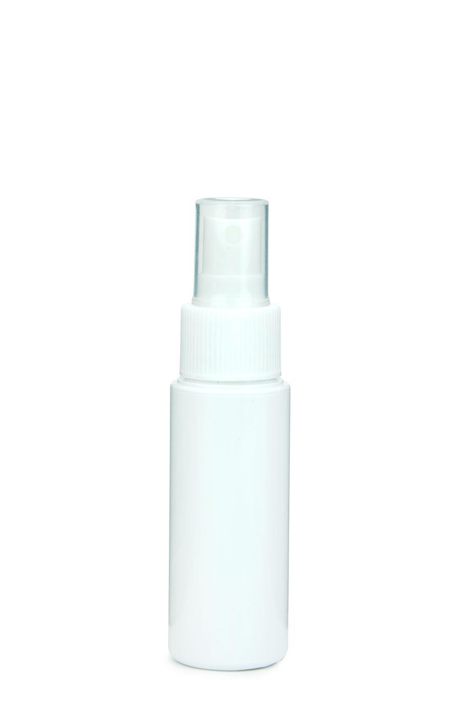 pet flasche leonora 50 ml weiss inkl spray zerst uber pumpe basic 24 410 weiss. Black Bedroom Furniture Sets. Home Design Ideas