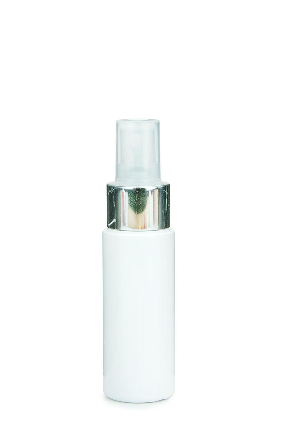 pet flasche leonora 50 ml weiss mit spray zerst uber pumpe luxury 24 410 transparent metall. Black Bedroom Furniture Sets. Home Design Ideas