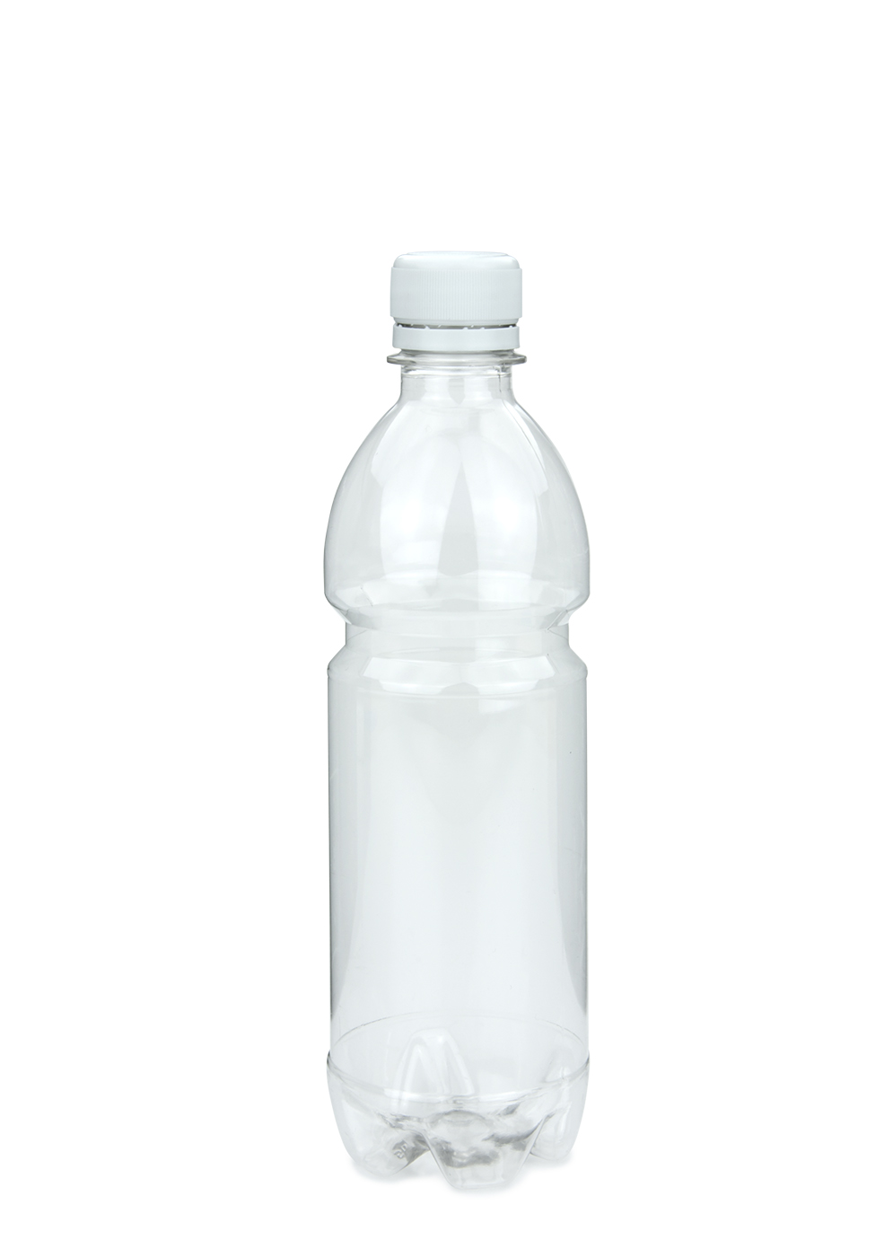 Pet plastic bottle for beverage 500 ml clear for What to do with empty plastic bottles