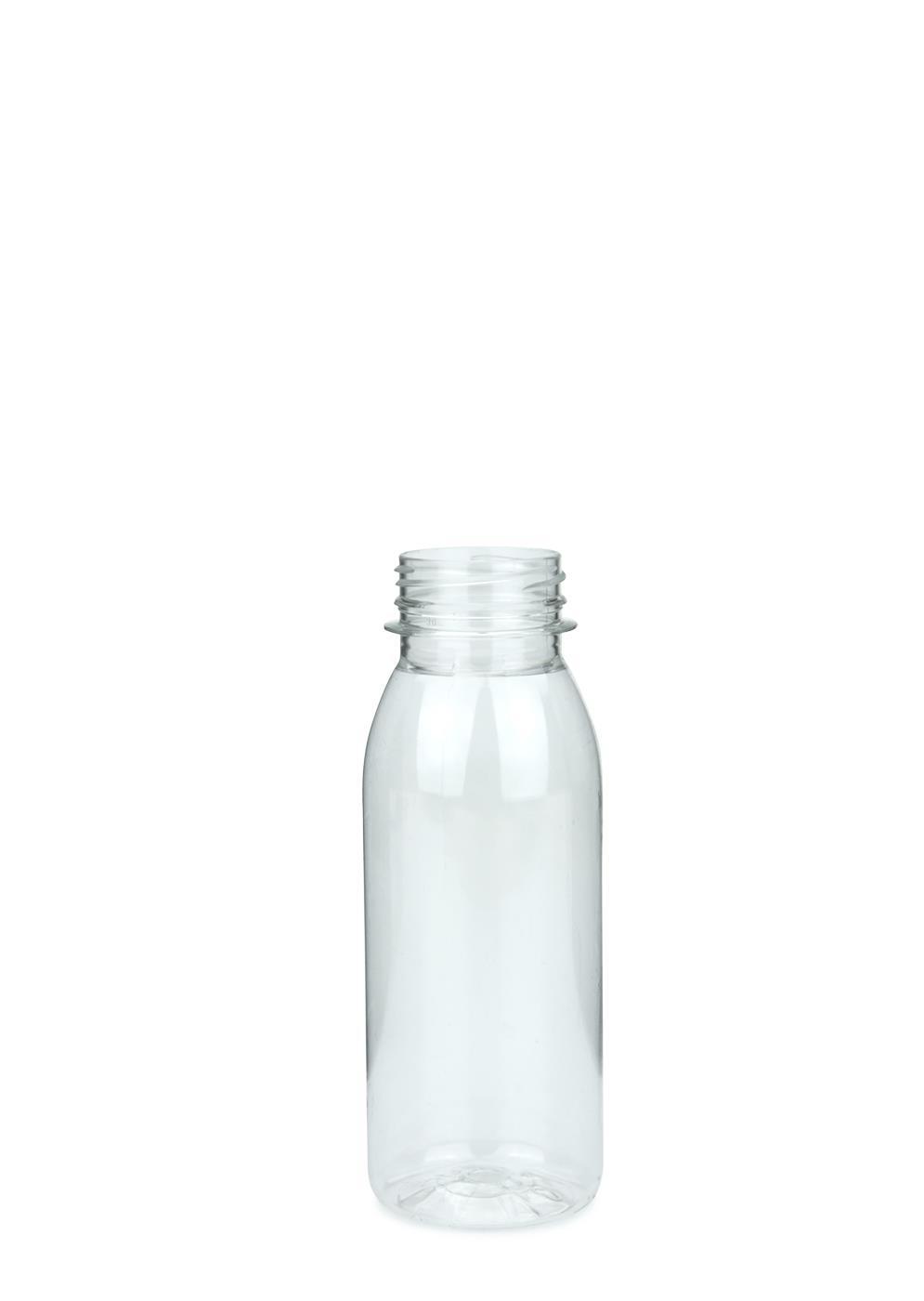 pet smoothie flasche klar 250 ml 38mm ohne verschluss. Black Bedroom Furniture Sets. Home Design Ideas