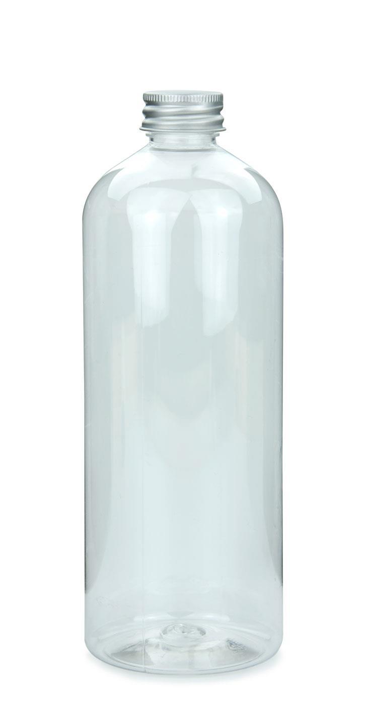pet flasche otello 750 ml klar mit alu schraubverschluss 28 410. Black Bedroom Furniture Sets. Home Design Ideas
